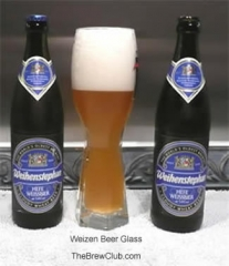 Weissbier Glass