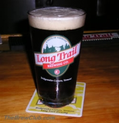 long trail harvest ale