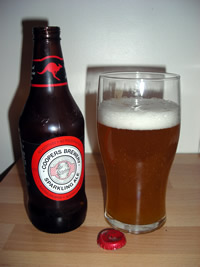 coopers sparkling ale beer review