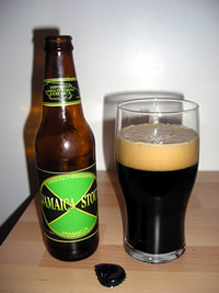 Jamaican Stout Beer Review