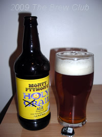 The Brew Club reviews Monty Python's Holy Grail Ale