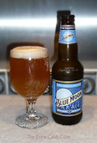 Blue Moon Beer Reivew