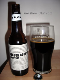 Goose Island Bourbon County Brand Stout Review
