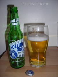 Rolling Rock Beer Review
