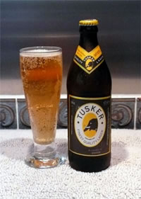 tusker african beer review
