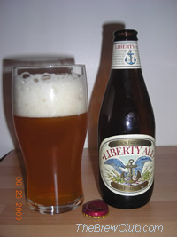 Anchor Brewing Liberty Ale Review