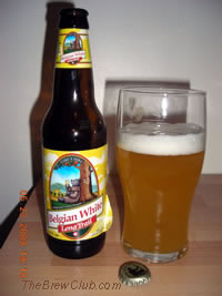 Long Trail Belgian Wheat Beer Review