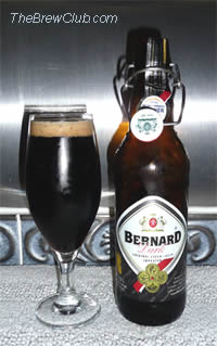 Bernard Dark Lager - Czech Beer Review