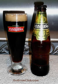 cusquena dark lager beer review