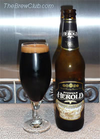 Herold Dark Lager - Czech Beer Review