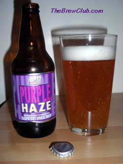 Abita Purple Haze Raspberry Beer