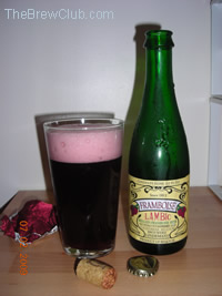 Lindemans Raspberry Lambic Beer Review