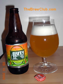 Abita Satsuma Harvest Wit Beer