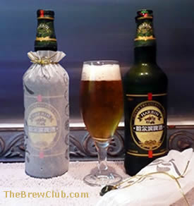 Harbin Chinese Beer Review