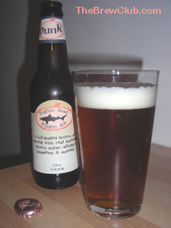 Dogfish Head Punkin Ale Pumpkin Beer Review