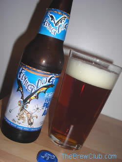 Flying Dog Pale Ale Beer Review