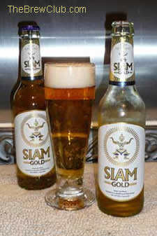 Siam Gold Thai Beer