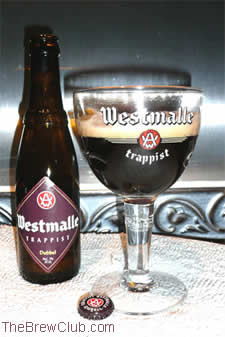 Westmalle Dubbel Trappist Ale Review
