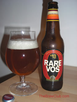 Rare Vos - Brewery Ommegang