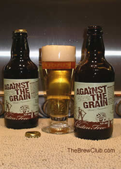 gluten free beer-against the grain
