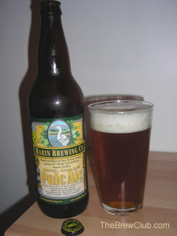 Mt. Tam Pale Ale