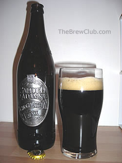 Sam Adams Chocolate Bock