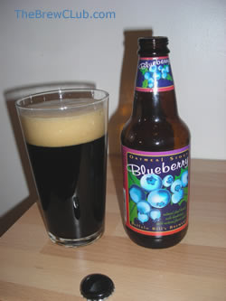 Blueberry Oatmeal Stout