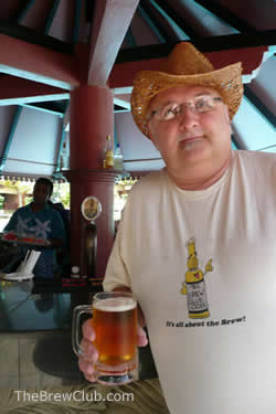 Beer Judge Bob the Brit