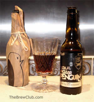 brewdog penguin beer