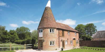 English Oast House