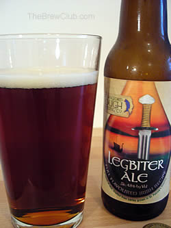 Legbiter Ale - Strangford Lough