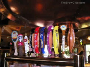 Leine Lodge Taps