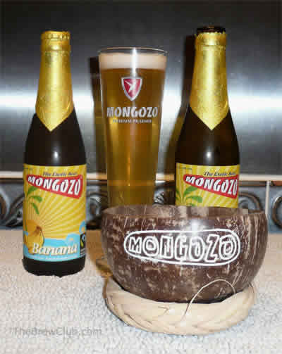 Mongozo Banana Beer