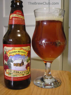 Sierra Nevada Celebration Ale 2010