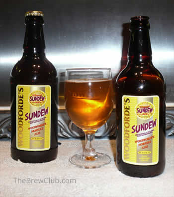 Woodfordes Sundew Beer