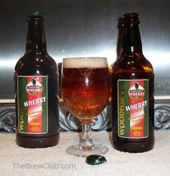 Woodfordes Wherry Beer