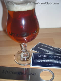 Mystery Brewing Company