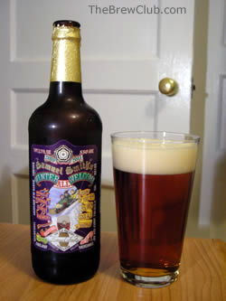 Samuel Smith's Winter Welcome Ale