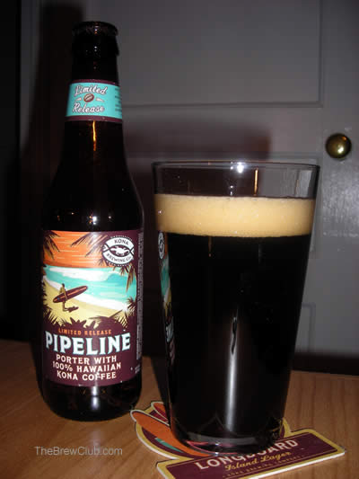 Kona Pipeline Coffee Porter