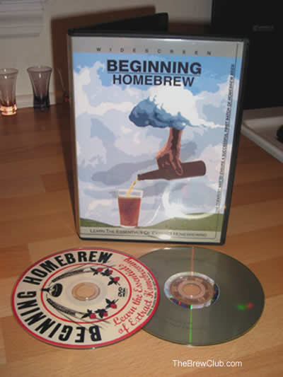 Beginning Homebrew DVD