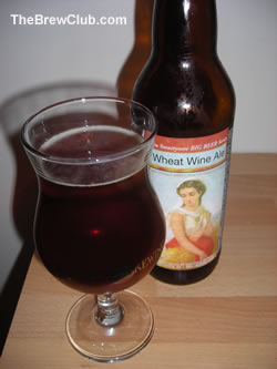 Smuttynose Wheat Wine Ale