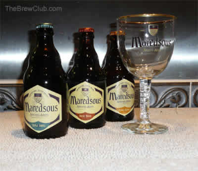 Maredsous Abbey Beers