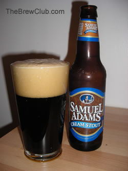 Sam Adams Cream Stout