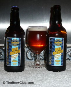 Woodfordes Head Cracker - from thebrewclub.com