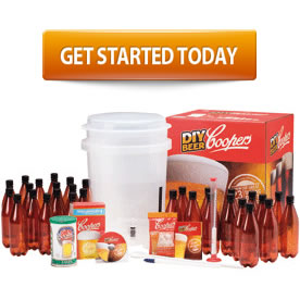 Click Here Now to learn more about the Coopers DIY Beer Kit!
