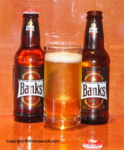 Banks Beer - Glass Bottles