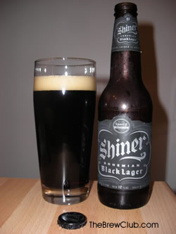Shiner Black Lager