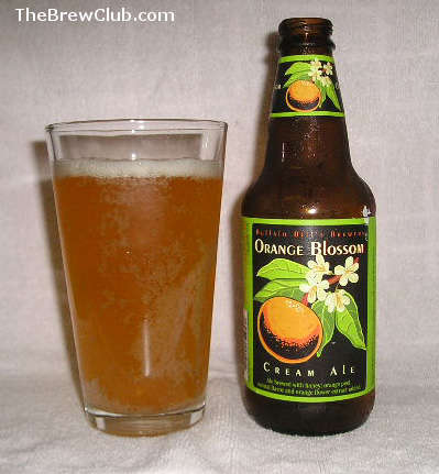 Orange Blossom Beer