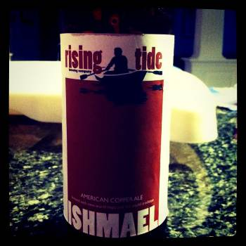 Rising Tide Ishmael Copper Ale