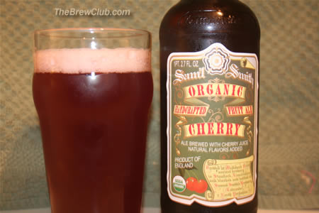 Sam Smith Organic Cherry Ale